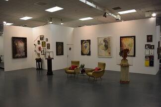 Sardac at Art15 London, installation view