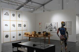 Mario Mauroner Contemporary Art Salzburg-Vienna at SCOPE Basel 2015, installation view
