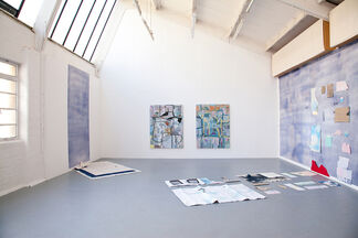As You Walked in the Room: Jonathan Murphy, installation view