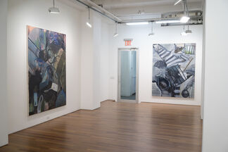 The Baker, the Surfer, the Warden and a Rambler, installation view