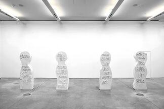 OLAF BREUNING. TONY MATELLI. JOHN MILLER, installation view