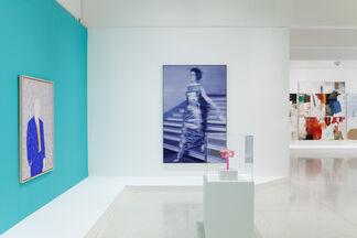International Pop, installation view
