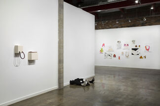 Have + Hold, installation view