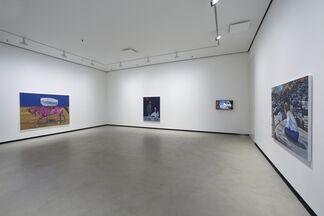 Risto Suomi, installation view
