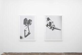 Ein Haus in Dahlem: Miriam Jonas, Antonia Low, Daniel Rode, Carsten Sievers, installation view