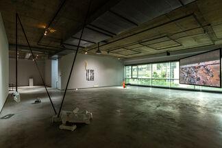 Quiet Riot, installation view