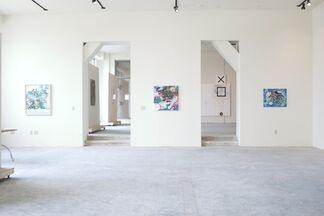 Four Atlantans, installation view