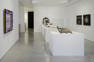 John Akomfrah, Phoebe Boswell and Rashaad Newsome, installation view