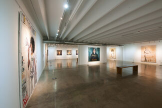 what's INSIDE HER never dies...a Black Woman's Legacy, installation view