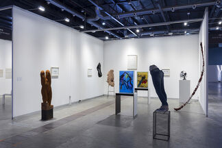 Galerie Jocelyn Wolff at arteBA 2018, installation view