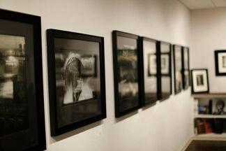 "Peter Liepke ""Above & Beyond"", installation view"
