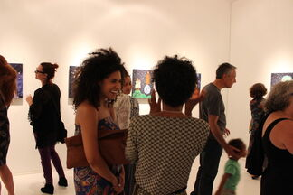 Lezley Saar - Monad, installation view