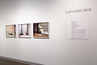 CAPTURED 2015, installation view