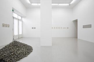 Kristján Gudmundsson - Works from 1971-1989, installation view