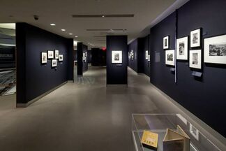 Witness at a Crossroads: Photographer Marc Riboud in Asia, installation view