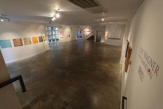 Elise Wagner: Amalgamation, installation view