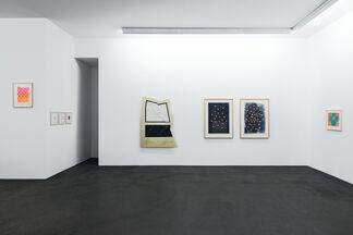 Alles Papier!, installation view