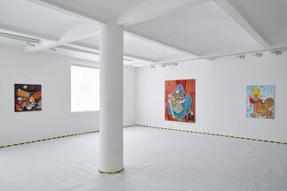 Stefanie Heinze: Genuflect Softly #1, installation view