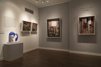 Dennis Powers: Assemblage 1985-2016, installation view