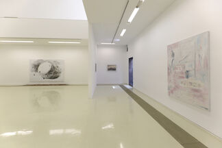 Qiu Jingtong, installation view