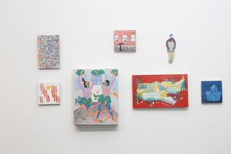 Desert Desserts by Sandra Wang and Crockett Bodelson, installation view