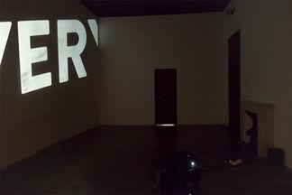 Group Show - Quedamos Por El Sol, installation view