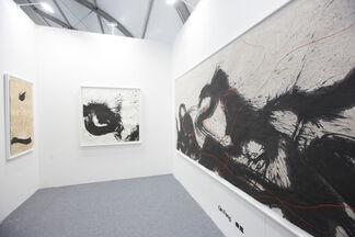 Galerie du Monde at Art Central 2015, installation view