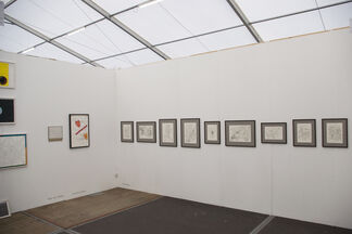 Brutto Gusto at Amsterdam Drawing 2014, installation view