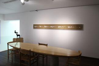 Present, installation view
