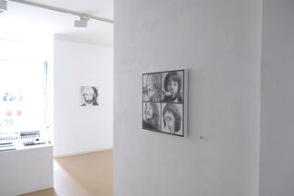 Hystorical Portraits, installation view