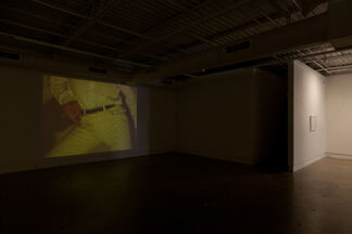 Let's Build A Fort!, installation view