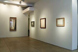 Ben Nicholson: Landscape into Abstraction, installation view