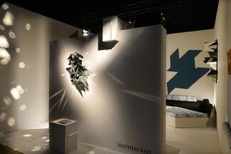Armel Soyer at Design Miami/ Basel 2013, installation view