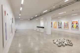 BLAUM KNAST, installation view