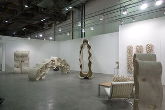 Double Square Gallery at Art Stage Singapore 2016, installation view