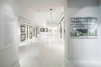 Ong Kim Seng, installation view