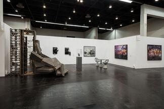 DITTRICH & SCHLECHTRIEM at Art Cologne 2017, installation view