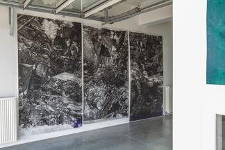 Front room / Birde Vanheerswynghels, installation view