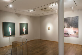 'The Unversed' Lisa Wright, installation view