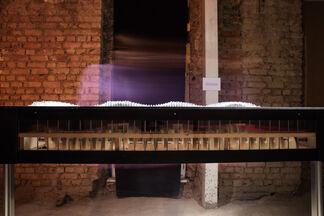 Waves (Dalgalar), installation view
