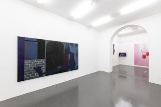 ROLE PLAY, installation view