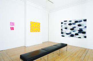 Sadie Chandler: Spray Paintings, installation view