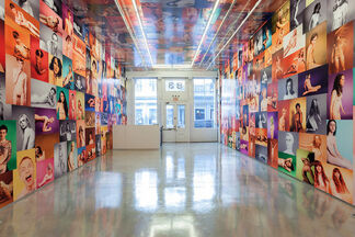 "Ryan McGinley - ""YEARBOOK"", installation view"