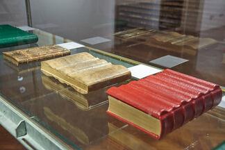 BOOK COVERS OF THE WIENER WERKSTÄTTE, installation view
