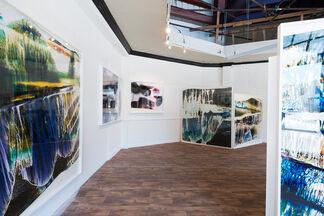 Solo Presentation: Mariah Robertson at Paris Photo Los Angeles, installation view