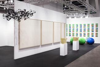 Esther Schipper at Art Basel in Hong Kong 2018, installation view