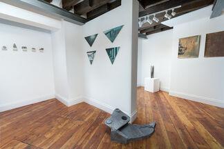 Emerged, installation view