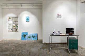 Lello Lopez - Deposito materiale di senso, installation view