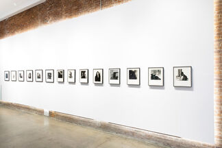 Jeannette Montgomery Barron: Artist Portraits from the 80's, installation view