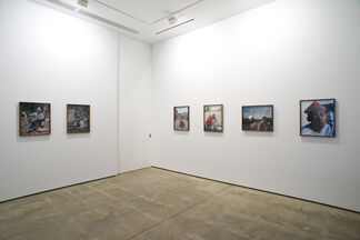 Wayne Lawrence: After Tears, installation view